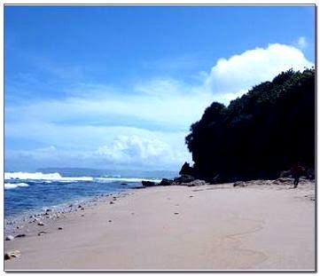 Pantai Molang Tulungagung Jawa Timur
