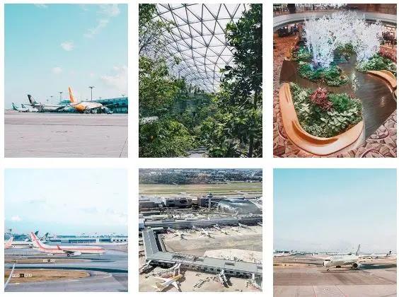 Changi Airport , Singapore 2020