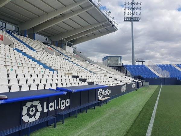 Málaga, un once profesional para medirse al Leganés