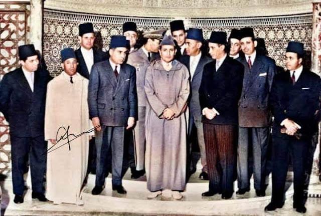 الداكرة الوطنية... أول حكومة مغربية بعد الاستقلال