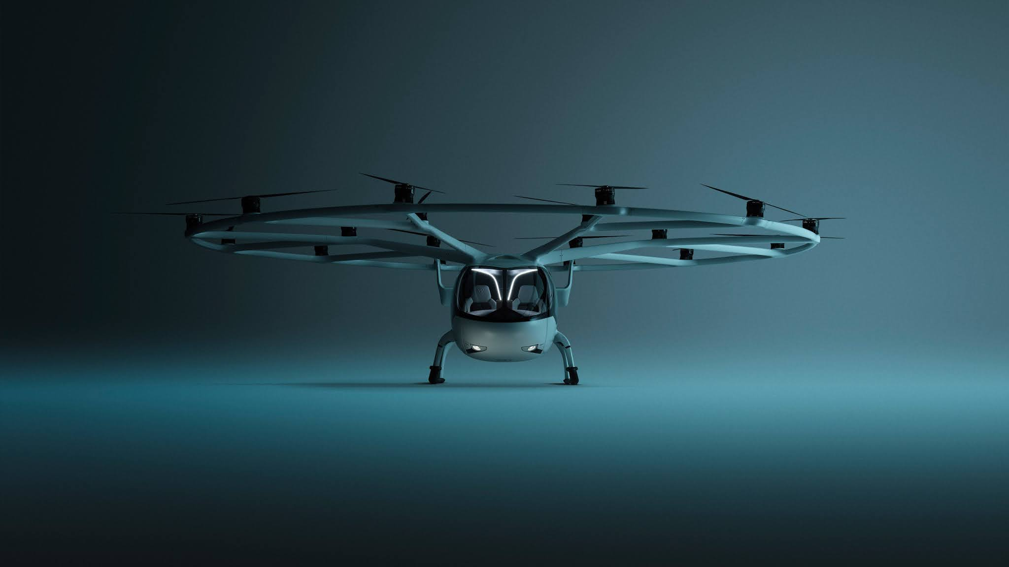 Volocopter Raises €200 Million in Series D Funding