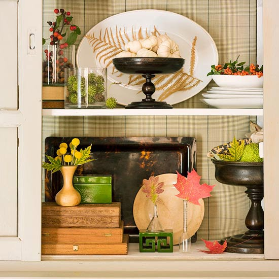 Bhg Decorating Ideas: Modern Furniture: 2013 Easy Fall Decorating Projects Ideas