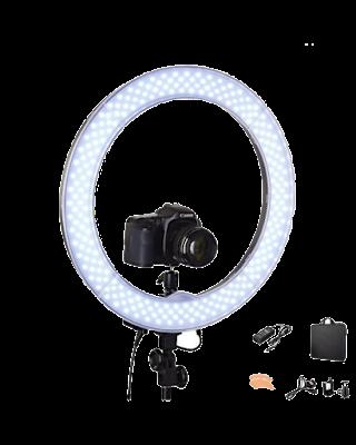 اسعار وانواع ring light flash