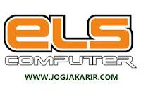 Lowongan Kerja Els Computer Jogja Manager Pajak, Programmer, Content Creator