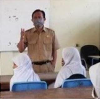 pembelajaran tatap muka memakai masker