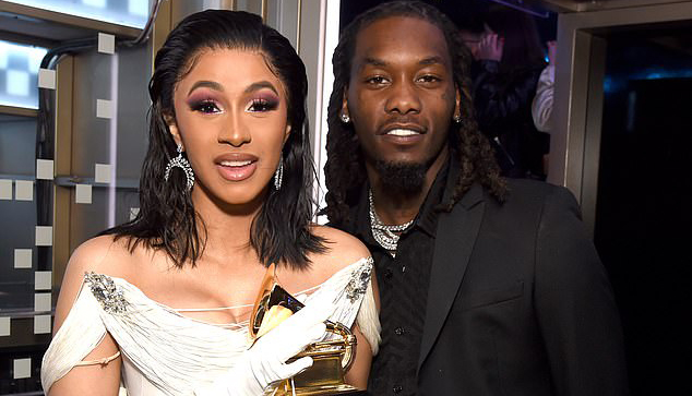 Cardi B calls off her divorce! Rapper officially files to dismiss separation from Offset... less than two months after branding marriage 'irretrievably broken'