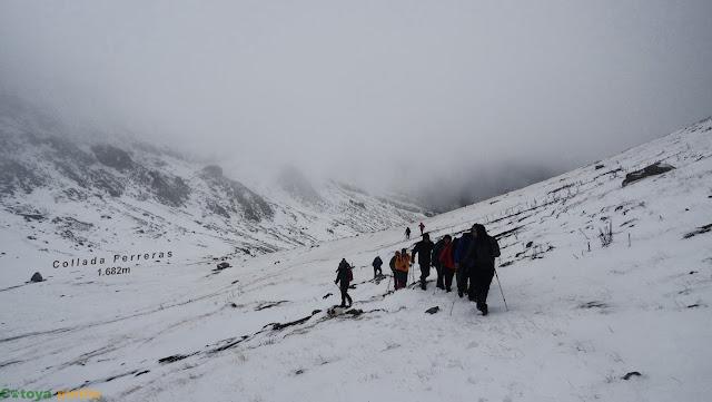 Blogueros de montaña en Cubillas de Arbas