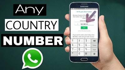 create free fake whatsapp number