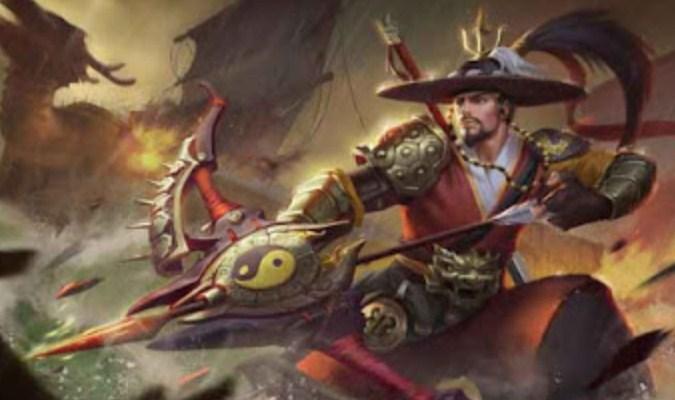 Fakta Unik Hero Marksman Mobile Legends: Bang Bang - Yi Sun-Shin