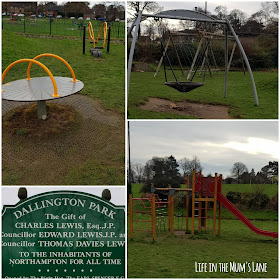 Parks and playgrounds in Northamptonshire