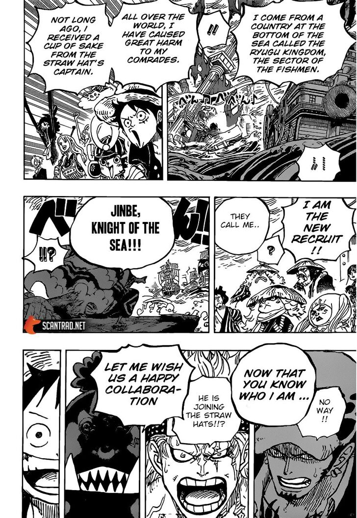 One Piece Manga Chapter 976 - Image 017
