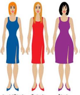 Tips memilih baju untuk wanita gemuk agar terlihat lebih langsing
