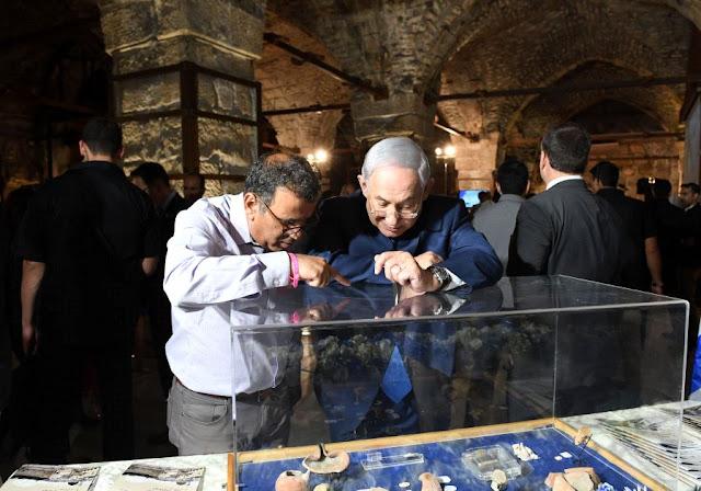 Darurat Palestina; Netanyahu Setujui Penggalian Terowongan Kepung Masjid Al Aqsha