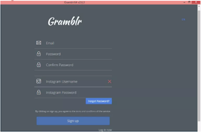 Download and Set up Instagram on your Mac or Windows or PC/Laptop utilizing Gramblr