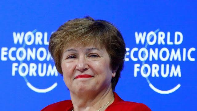 Kristalina Georgieva asume la dirección del FMI en reemplazo de Christine Lagarde