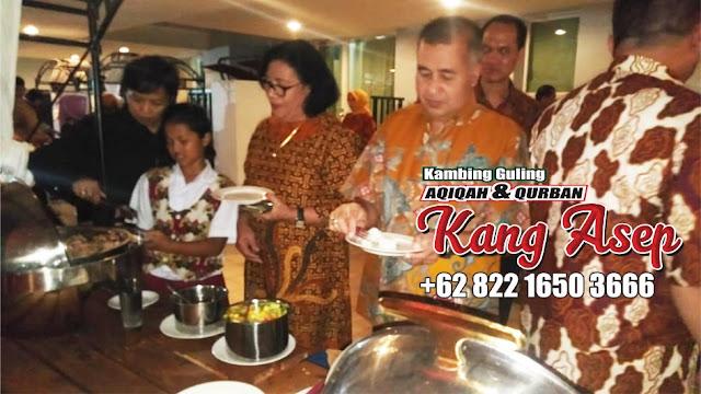 Kambing Guling Murah di Bandung Kulon, kambing guling di bandung kulon, kambing guling di bandung, kambing guling, kambing guling murah, kambing guling bandung,