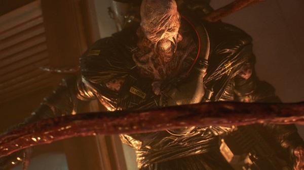 شاهد العرض الجديد للعبة Resident Evil 3 Remake والتركيز على شخصية Nemesis