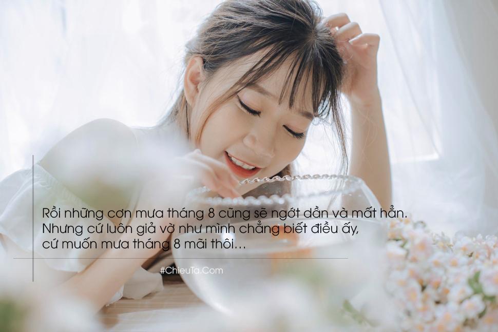 STT Tháng 8 - Status Chào Tháng 8 Yêu Thương Chút Buồn & Lãng Mạn