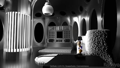 La Vie dans l'Espace - 002 - 001 - Render