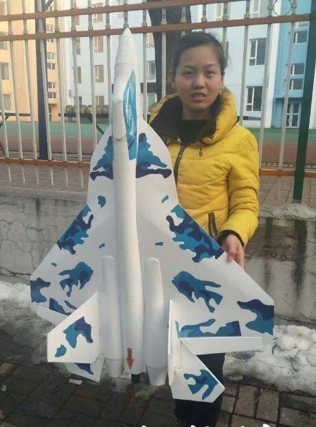 kit khối F22 máy bay cánh bằng_3