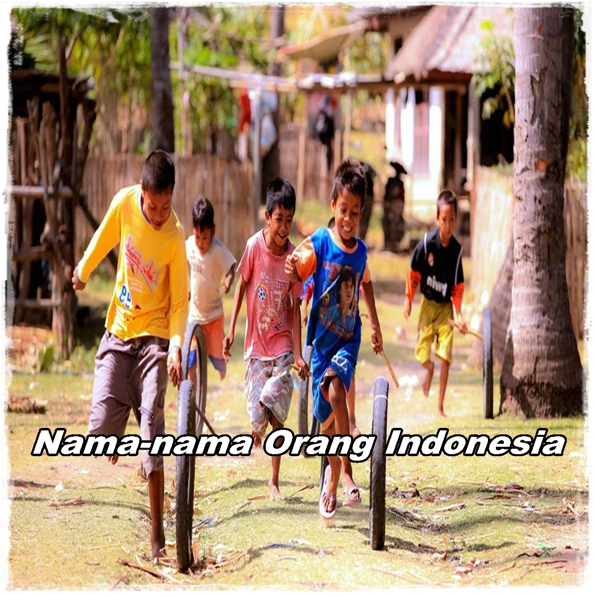 Nama-nama Orang Indonesia