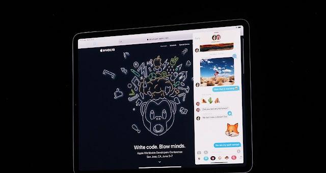 يُظهر iPadOS الأخطاء التي حدثت فيها أجهزة Android