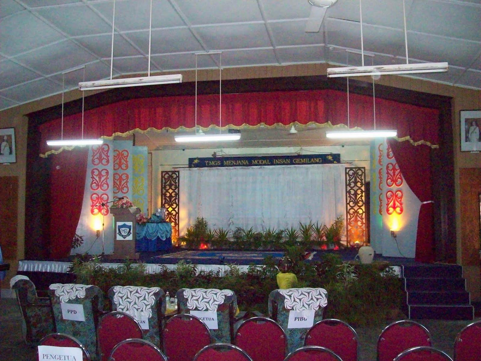 Stage Decoration Ideas Award Ceremony