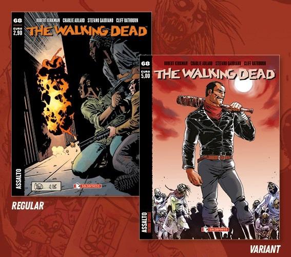 The Walking Dead #68 - Assalto