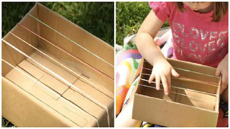 5 Cara Membuat Alat Musik dengan Barang Bekas di Rumah