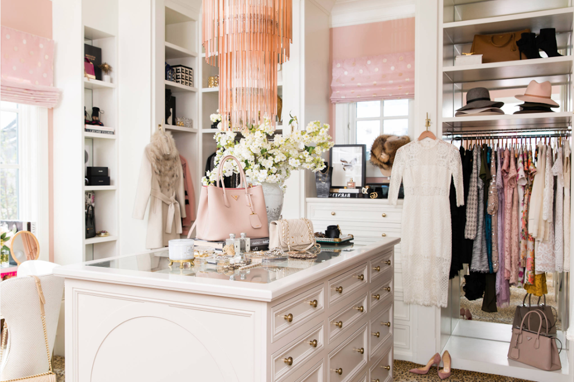 Eight Dream Closets To Inspire