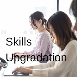 skills upgradation for women