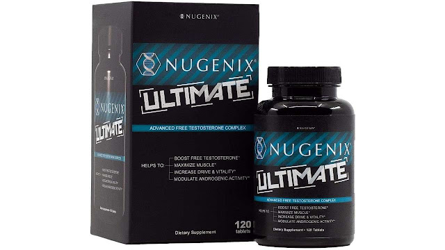 Nugenix Ultimate Testosterone Booster for Men