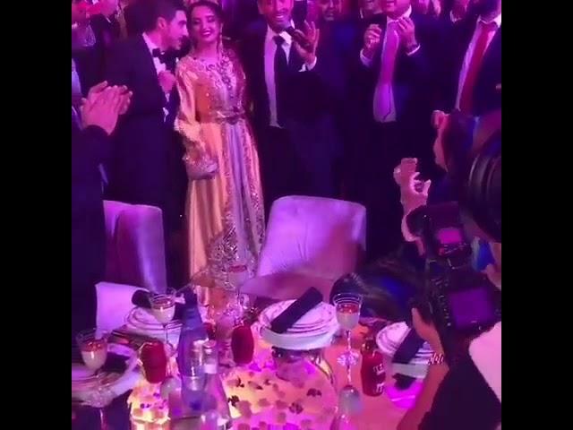 حفل زفاف عرس نجل الفنان كاظم الساهر عمر الساهر