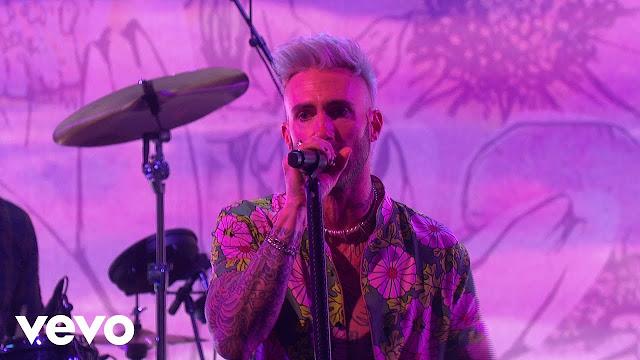 Maroon 5 publica su nuevo álbum de estudio, 'Jordi'