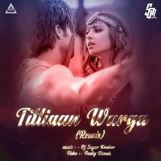 TITLIYAAN WARGA (REMIX) - DJ SAGAR KANKER