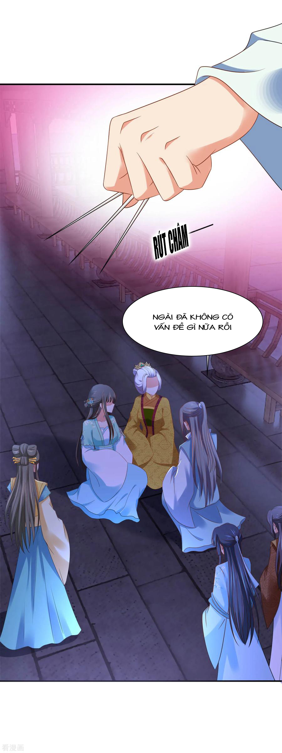 Lãnh Cung Phế Hậu Muốn Nghịch Thiên Chap 237