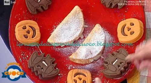 Ravioli dolci con robiola e zucca semicandita ricetta Anna Maria Palma da Prova del Cuoco