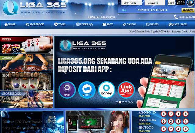 Situs Judi Bola Terpopular yang Support 4 Bank Lokal Sekaligus
