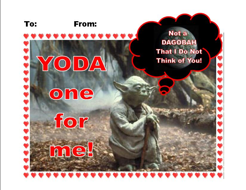 Star Wars Valentine\u0027s Day FREE Printable! - Kitchen Fun With My 3 Sons