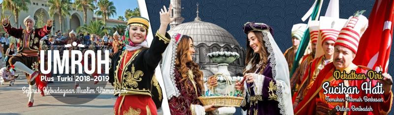 Banner Umroh Plus Turki MAP Tour