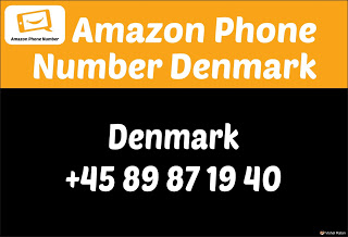 Amazon Customer Service Phone Number Denmark