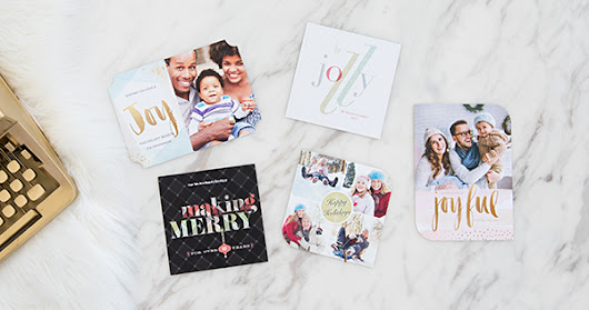 Holiday Card Checklist -- what to do to ensure the perfect family holiday card