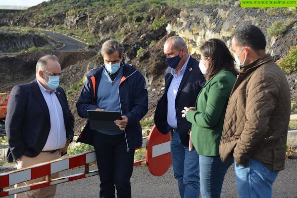El Cabildo avanza en la ordenación de las zonas de Callejones y Buenavista, estratégicas para el desarrollo socioeconómico de la isla