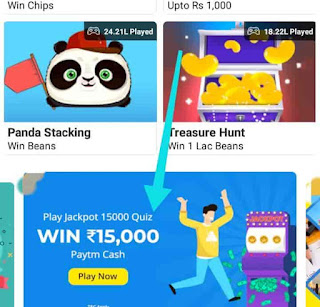 Paytm play games and win upto 15000 rupees,paytm cash,paytm,paytm add money,paytm gamepind,paytm bean games,games,earn paytm cash,paytm promocode,paytm cash earning games,paytm earn money,win paytm cash by playing games,paytm games khel kar pese jeete,paytm unlimited add money,how to earn money by playing games,earn paytm cash by playing games 2019,paytm 2019 new promocode,gamepind of paytm tricks,play games and earn paytm cash