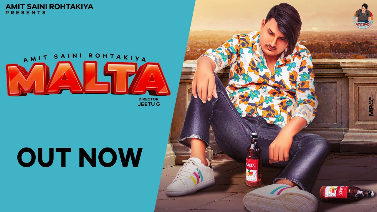 Malta Lyrics Amit Saini Rohtakiya