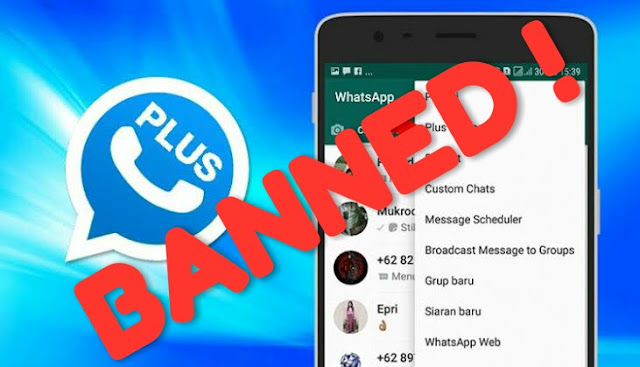 Download WhatsApp Mod Anti Block / Banned