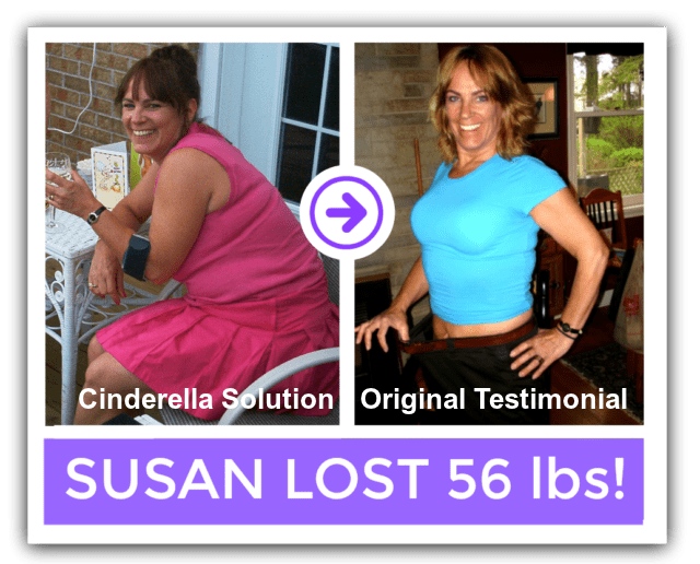 100% Guarantees Shocking Daily Weight Loss :Cinderella Solution