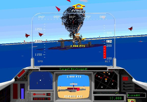F-15 STRIKE EAGLE 1984: Official Game Direct Free Download