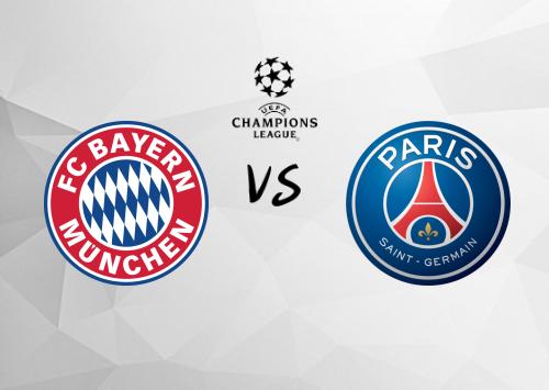 Bayern München vs PSG  Resumen y Partido Completo