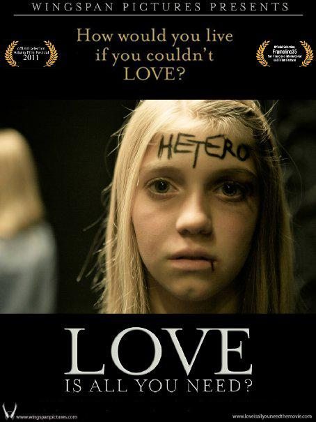 ¿El Amor Es Todo Lo Que Necesitas? - Love Is All You Need? - Corto - EEUU - 2011